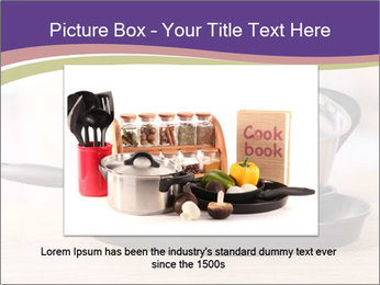 Kitchen tools PowerPoint Template - Slide 16