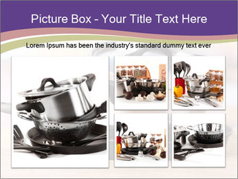 Kitchen tools PowerPoint Template - Slide 19
