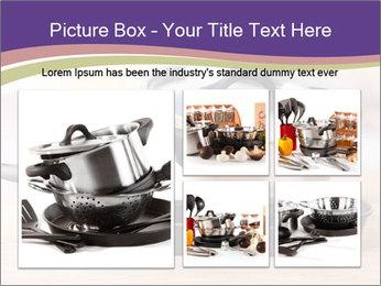 Kitchen tools PowerPoint Templates - Slide 19