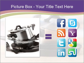 Kitchen tools PowerPoint Template - Slide 21