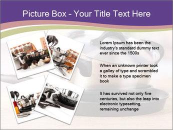 Kitchen tools PowerPoint Templates - Slide 23