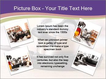 Kitchen tools PowerPoint Templates - Slide 24