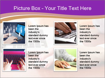Female hands PowerPoint Template - Slide 14