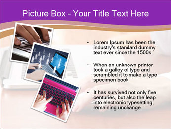 Female hands PowerPoint Template - Slide 17