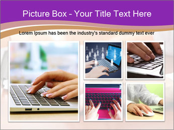 Female hands PowerPoint Template - Slide 19