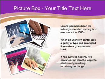 Female hands PowerPoint Template - Slide 23