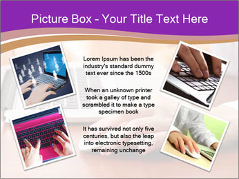 Female hands PowerPoint Template - Slide 24