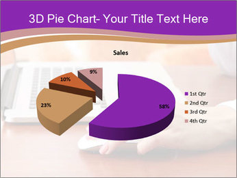 Female hands PowerPoint Template - Slide 35