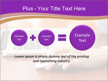Female hands PowerPoint Template - Slide 75