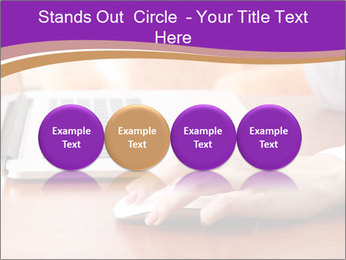 Female hands PowerPoint Template - Slide 76