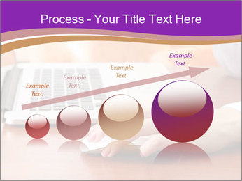 Female hands PowerPoint Template - Slide 87