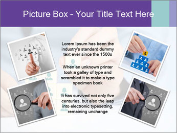 Human resources PowerPoint Template - Slide 24