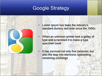 Composition on Hajj PowerPoint Templates - Slide 10