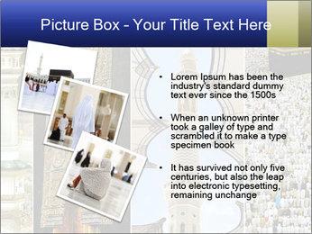 Composition on Hajj PowerPoint Templates - Slide 17