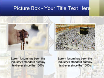 Composition on Hajj PowerPoint Template - Slide 18