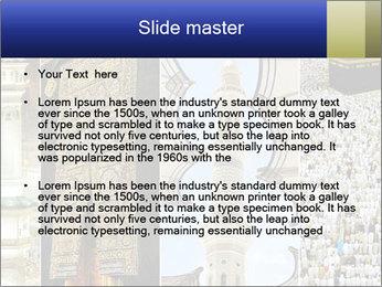 Composition on Hajj PowerPoint Templates - Slide 2