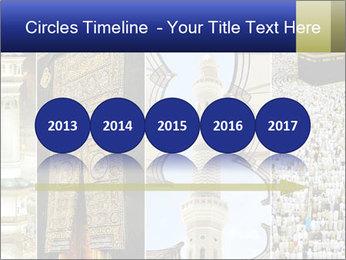 Composition on Hajj PowerPoint Templates - Slide 29