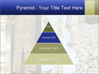 Composition on Hajj PowerPoint Templates - Slide 30