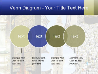Composition on Hajj PowerPoint Template - Slide 32