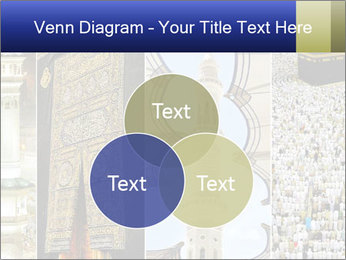 Composition on Hajj PowerPoint Template - Slide 33