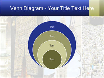 Composition on Hajj PowerPoint Template - Slide 34