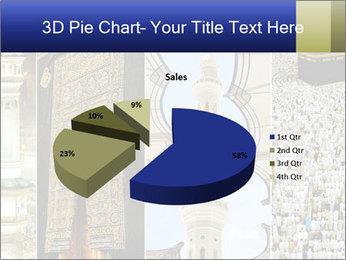 Composition on Hajj PowerPoint Templates - Slide 35