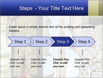 Composition on Hajj PowerPoint Templates - Slide 4