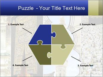 Composition on Hajj PowerPoint Templates - Slide 40