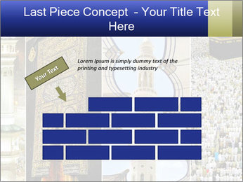 Composition on Hajj PowerPoint Templates - Slide 46