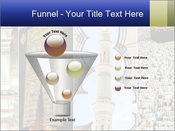 Composition on Hajj PowerPoint Template - Slide 63
