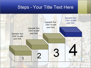 Composition on Hajj PowerPoint Template - Slide 64
