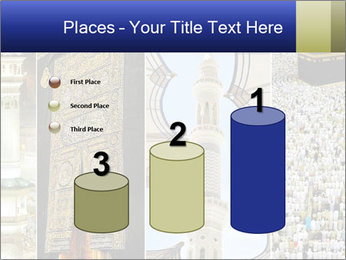 Composition on Hajj PowerPoint Template - Slide 65