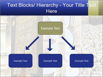 Composition on Hajj PowerPoint Template - Slide 69