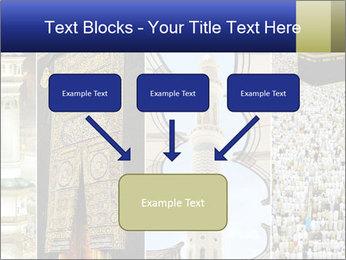 Composition on Hajj PowerPoint Templates - Slide 70