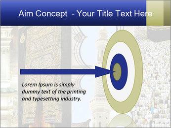 Composition on Hajj PowerPoint Templates - Slide 83
