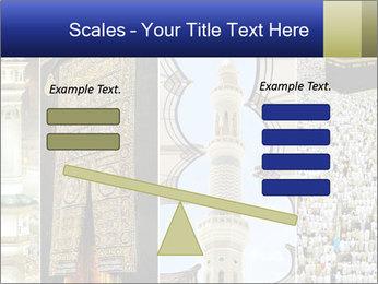 Composition on Hajj PowerPoint Templates - Slide 89