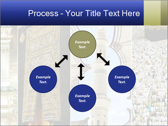 Composition on Hajj PowerPoint Template - Slide 91