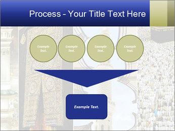 Composition on Hajj PowerPoint Templates - Slide 93