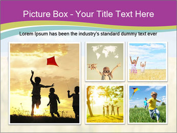 Boy PowerPoint Template - Slide 19