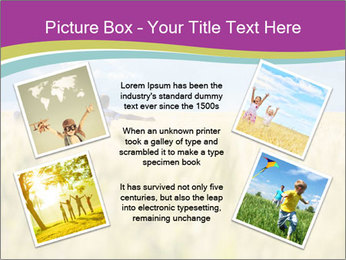 Boy PowerPoint Template - Slide 24