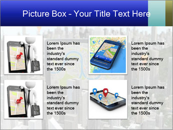 Smartphone with navigator PowerPoint Templates - Slide 14