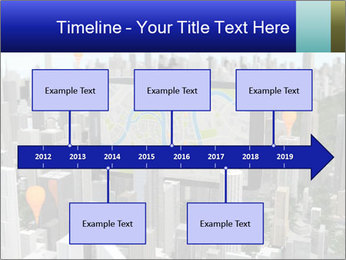Smartphone with navigator PowerPoint Templates - Slide 28