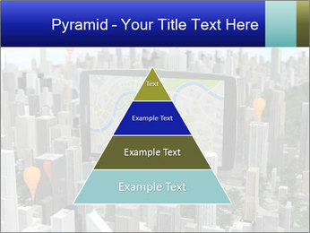 Smartphone with navigator PowerPoint Templates - Slide 30