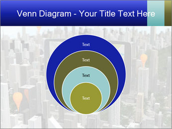 Smartphone with navigator PowerPoint Template - Slide 34