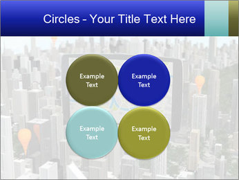 Smartphone with navigator PowerPoint Templates - Slide 38