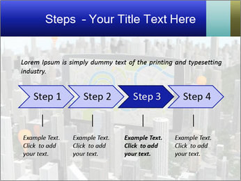 Smartphone with navigator PowerPoint Templates - Slide 4