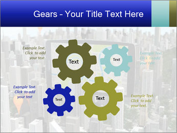 Smartphone with navigator PowerPoint Templates - Slide 47