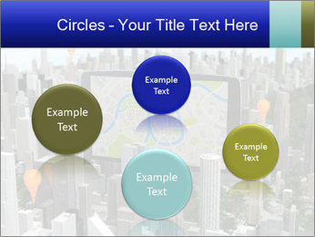 Smartphone with navigator PowerPoint Templates - Slide 77