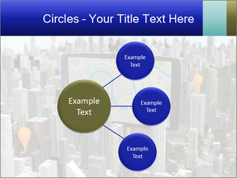 Smartphone with navigator PowerPoint Templates - Slide 79
