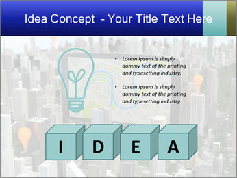 Smartphone with navigator PowerPoint Templates - Slide 80